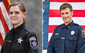 Officers Barham and Dykstra