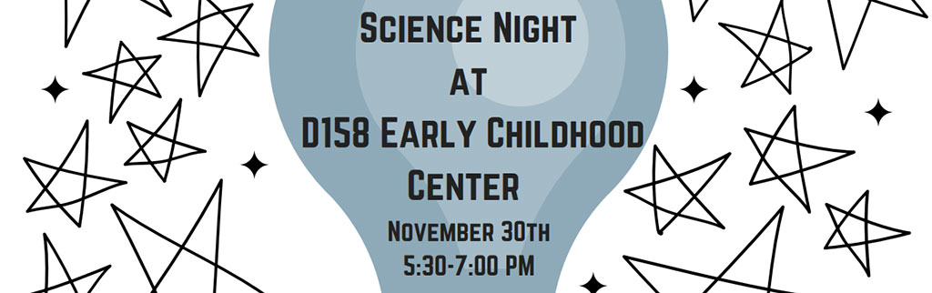 Science Night banner