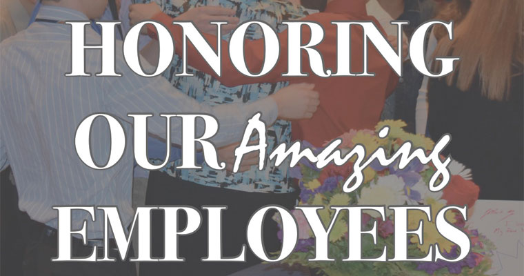 Tickets on Sale for 1st Annual Employee Recognition Banquet