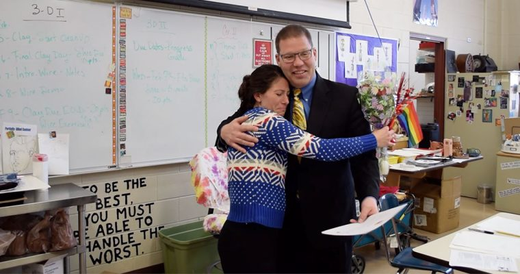 VIDEO: Surprising Educator and Employee of the Year Nominees