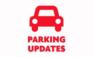 HHS Parking Updates Banner
