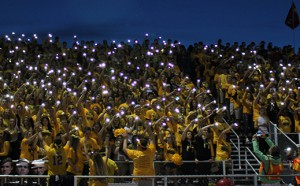 HHS Gold Out