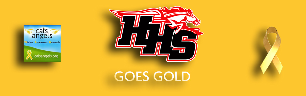 HHS Goes Gold