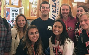 HHS Students at IJEA Conference