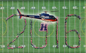 HHS ABC 7 Friday Flyover October 14, 2016