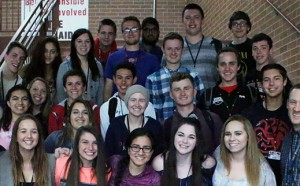 Huntley Voice 2015-16 staff