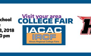 IACAC Recognized College Fair
