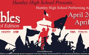 HHS Presents Les Miserables
