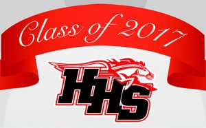 HHS Class of 2017 graphic