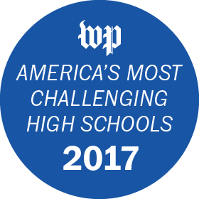 Washington Post Most Challenging High Schools style=