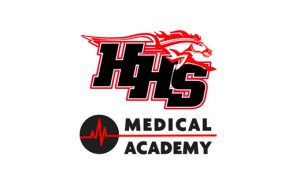HHS Medical Academy logo