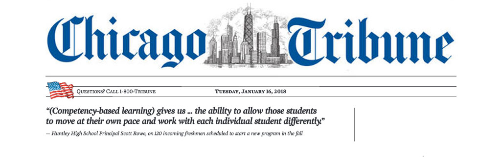 HHS in the Chicago Tribune