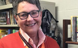 Teacher Recognition: Mrs. Johnson