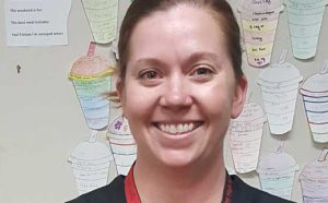 Teacher Recognition: Mrs. Kallas