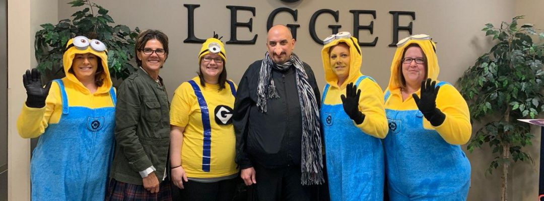 front office Halloween 2018