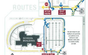 MMS new traffic flow