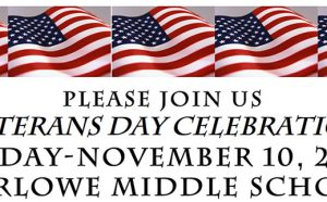 Marlowe Veterans Day 2017
