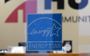 ENERGY STAR decal