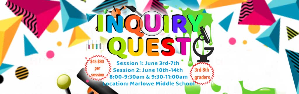 Inquiry Quest Banner 2019