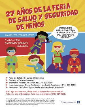 Children's Health and Safety Fair 2017