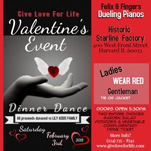 Give Love for Life Fundraiser