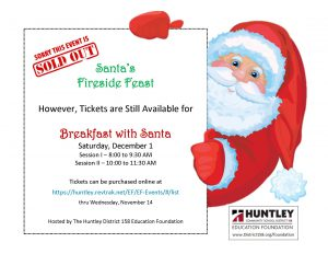 Fireside Feast Sold Out