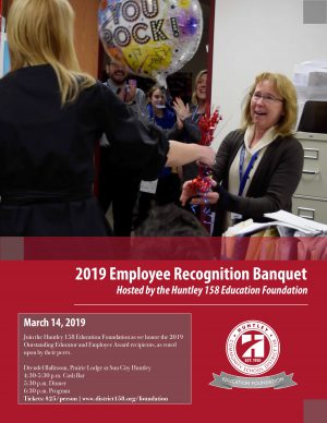 Employee Recognition Flyer