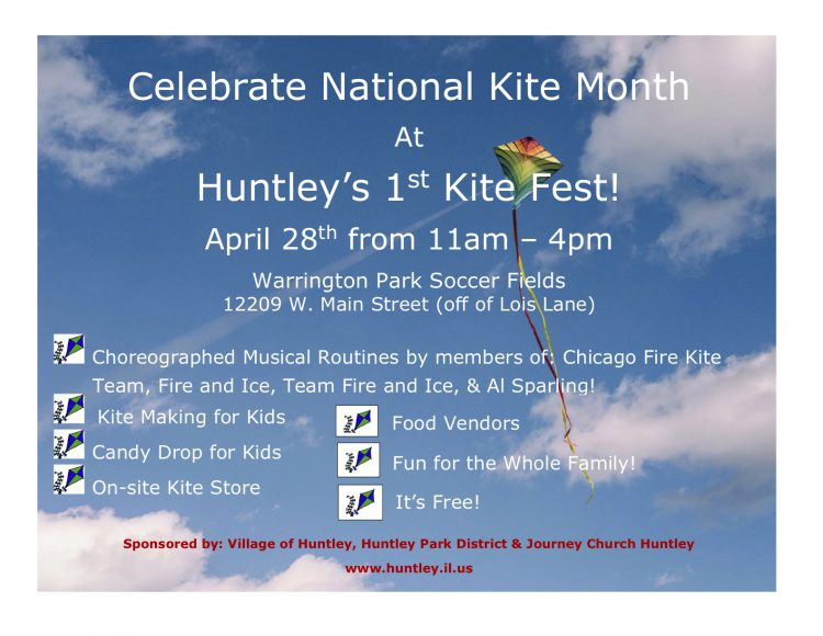 Huntley Kite Fest
