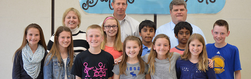 Conley Battle of the Books 2015