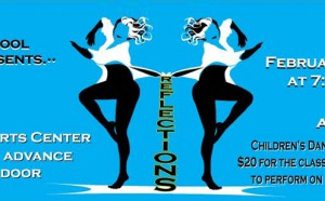 """Orchesis Presents """"Reflections"""""""