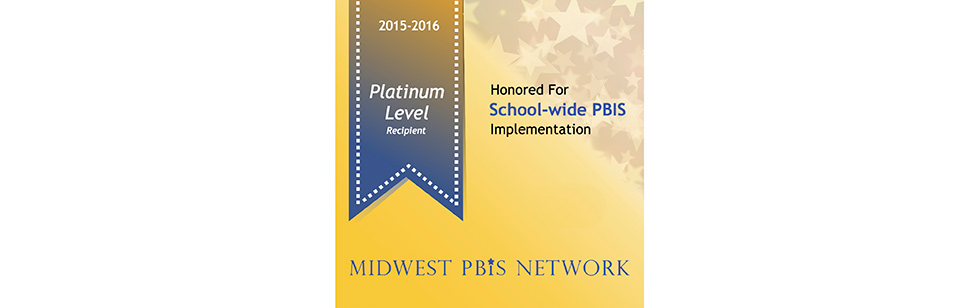 PBIS Platinum Decal