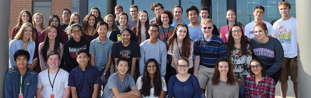 AP Scholars 2016 Group Photo