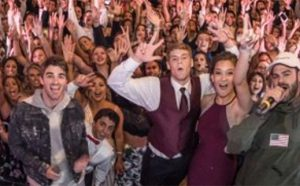 Chainsmokers Crash Huntley High School Prom