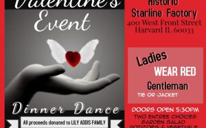 Give Love for Life Addis Benefit Flyer