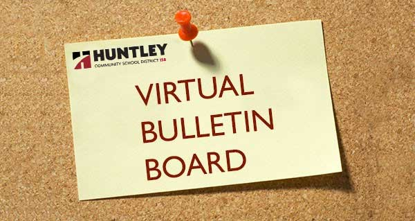 Virtual Bulletin Board logo