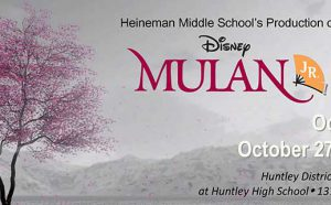 "Heineman Presents ""Mulan Jr."""