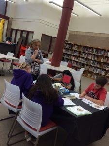 Book Tasting at MMS