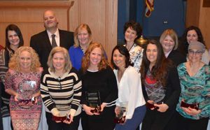 Ed Foundation Honorees