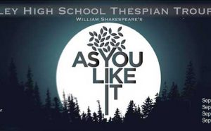 HHS Presents As You Like It