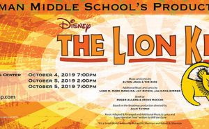 HMS Presents Lion King Jr.