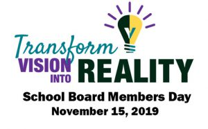 School Board Members Day