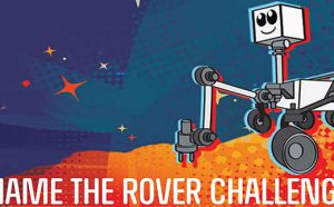 Name the Rover Contest Graphic
