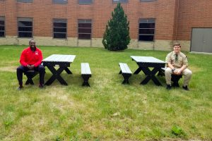 James Smith HHS Eagle Scout Project