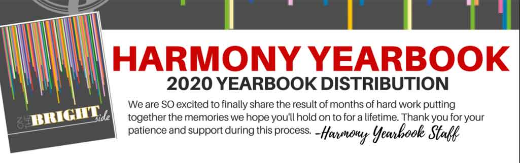 2020 HHS Yearbook Info