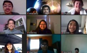 Science Olympiad on Zoom