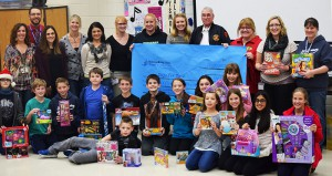 HMS Toys for Tots Collection