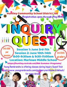 Inquiry Quest