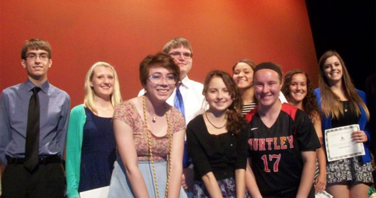 District 158 Education Foundation Awards $10k in Scholarships
