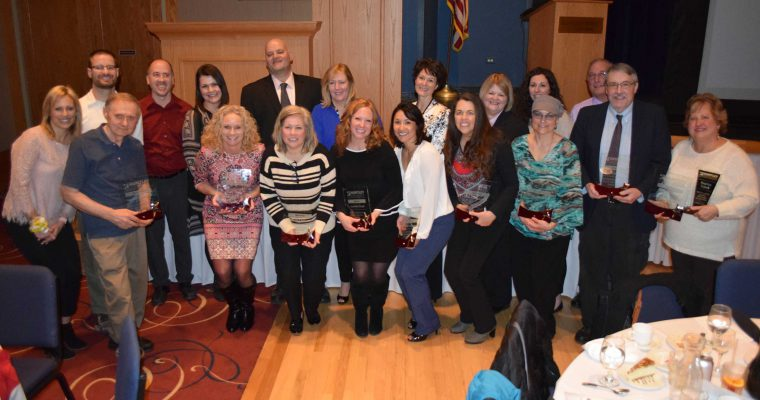 Ed Foundation Honors Outstanding Educator, School Employee of the Year