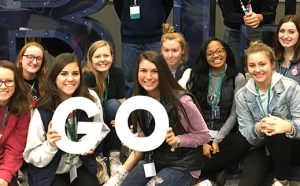 HHS Students Attend Journalism Conference in Dallas